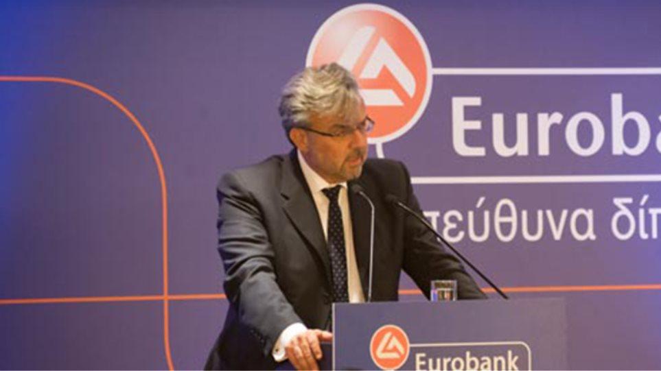 Eurobank: Δέσμευση για διπλασιασμό χρηματοδοτήσεων προς τις επιχειρήσεις και τα νοικοκυριά το 2015