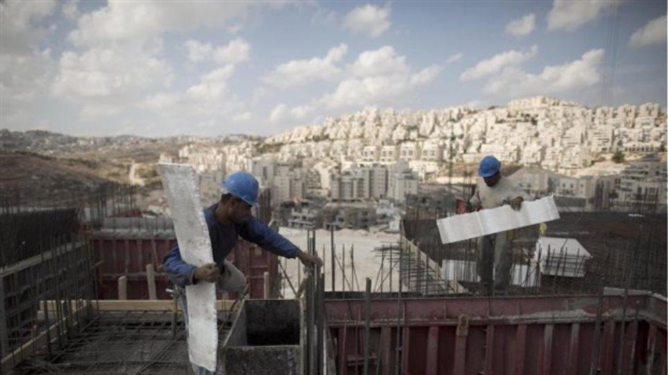 Ισραήλ: «Πράσινο φως» για την οικοδόμηση 78 νέων κατοικιών στην ανατολική Ιερουσαλήμ