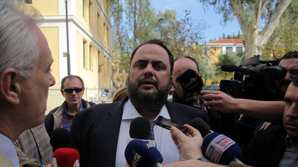 Μαρινάκης: «Ο,τι είχα να πω, το είπα στον εισαγγελέα»