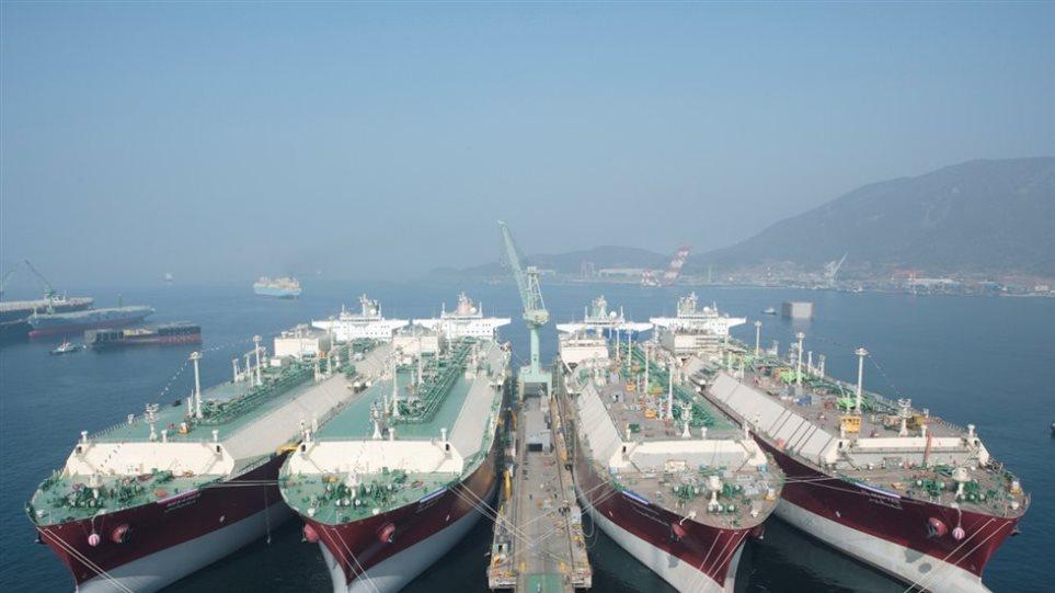 ΕΛΣΤΑΤ: Μείωση 2% στη δύναμη του ελληνικού εμπορικού στόλου