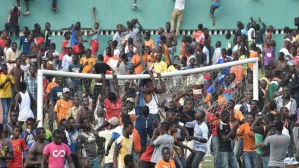 Βίντεο: Χαμός στην Ακτή Ελεφαντοστού!