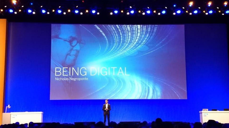 Το Ιντερνετ των Πραγμάτων στο επίκεντρο του SAP TechEd