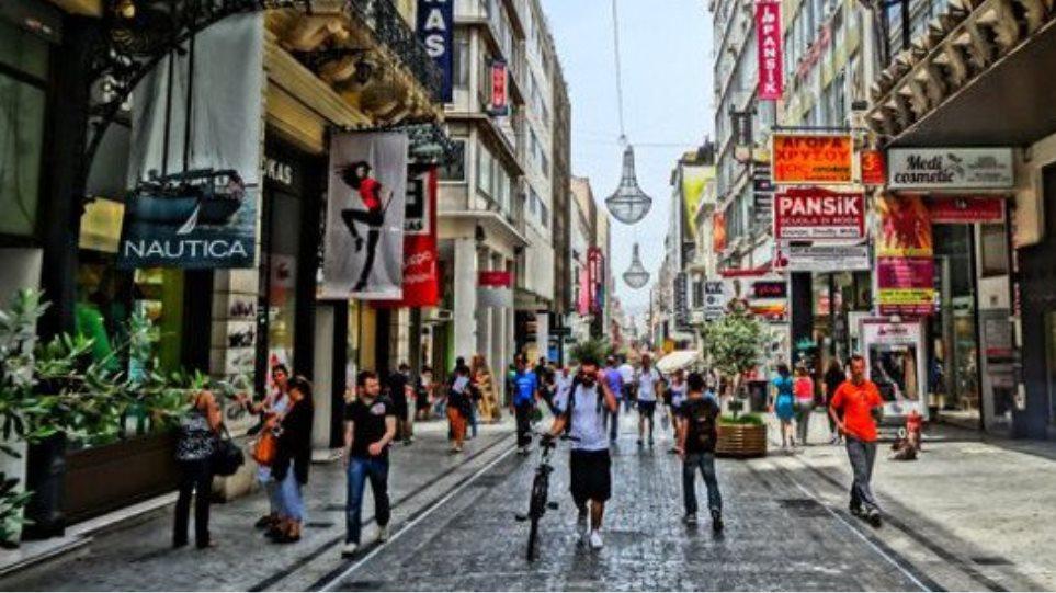 2c35faa7fdb9 Δια της πλαγίας η επιστροφή της Ερμού στους «ακριβότερους εμπορικούς  δρόμους»