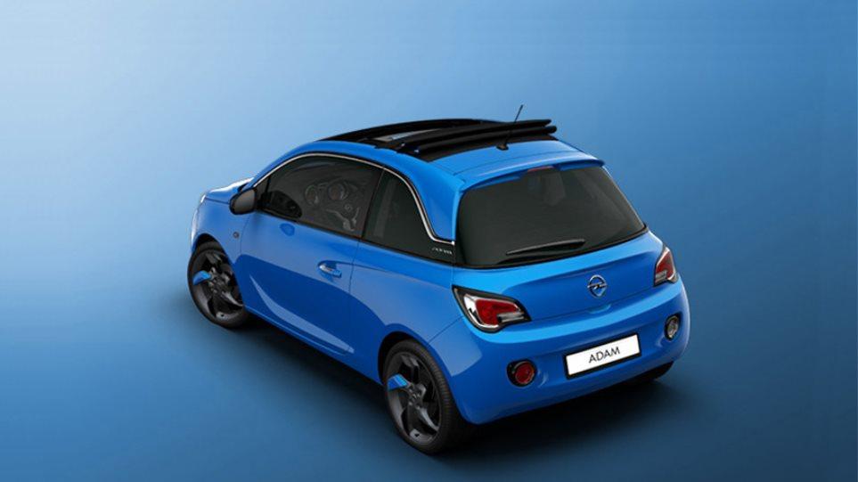 Ανοιγόμενη οροφή και για το απλό Opel Adam