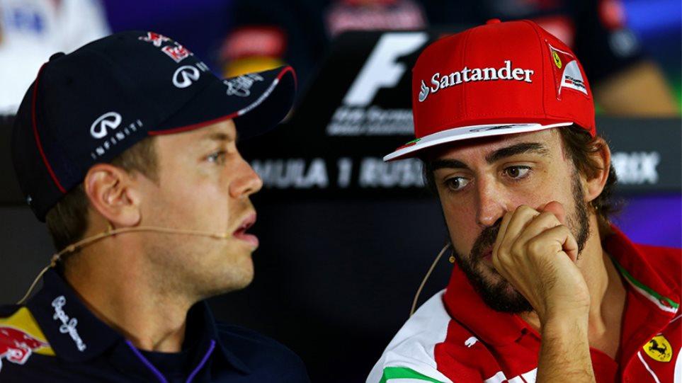 Επίσημο: Ο Φέτελ στη θέση του Αλόνσο στη Ferrari!