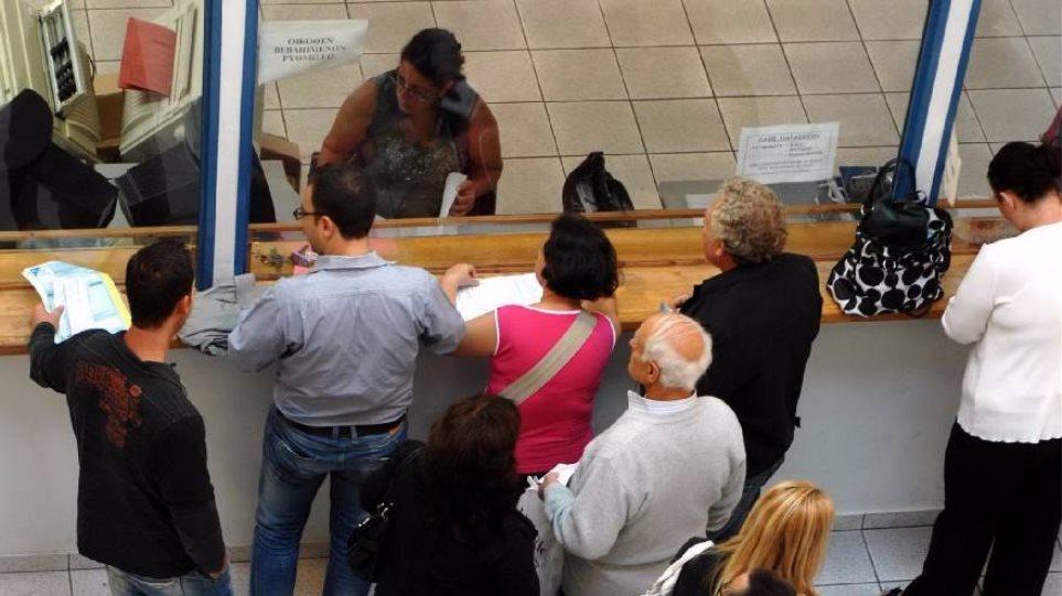 Στη ρύθμιση των 72-100 δόσεων ασφαλιστικές οφειλές 195 εκατ. ευρώ