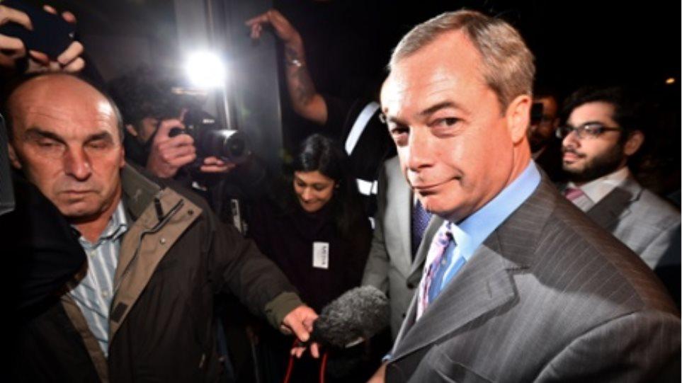 Δεύτερη έδρα στο Βρετανικό Κοινοβούλιο για τους αντι-ευρωπαϊστές