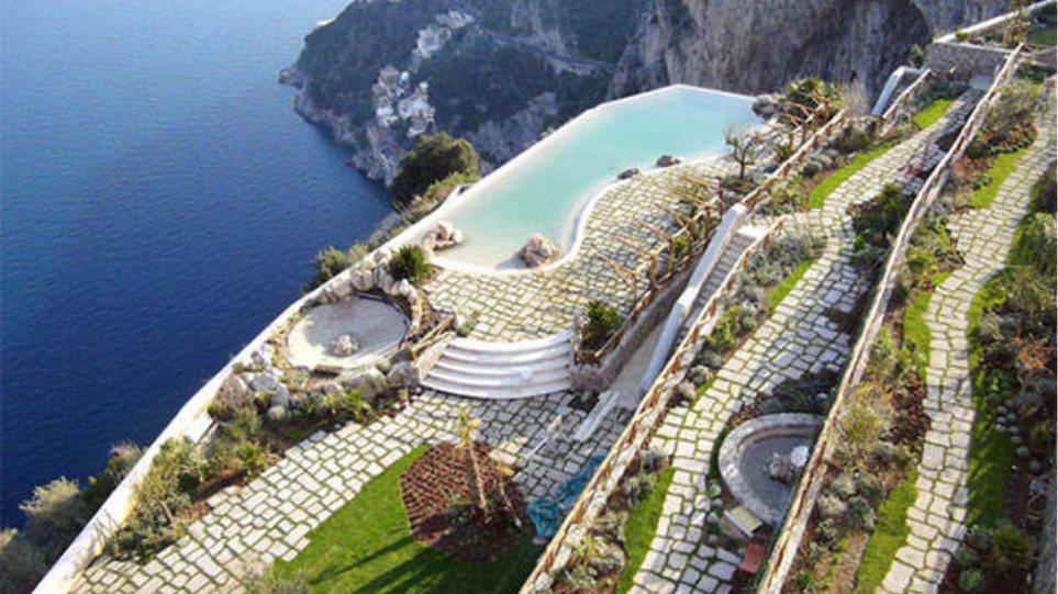Αυτά είναι τα δώδεκα καλύτερα ξενοδοχεία στον κόσμο για το 2014