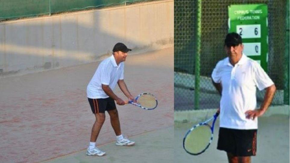Κύπρος: Ο δήμαρχος Πάφου έφτιαξε ιδιωτικό γήπεδο τένις σε δημόσιο χώρο πρασίνου!