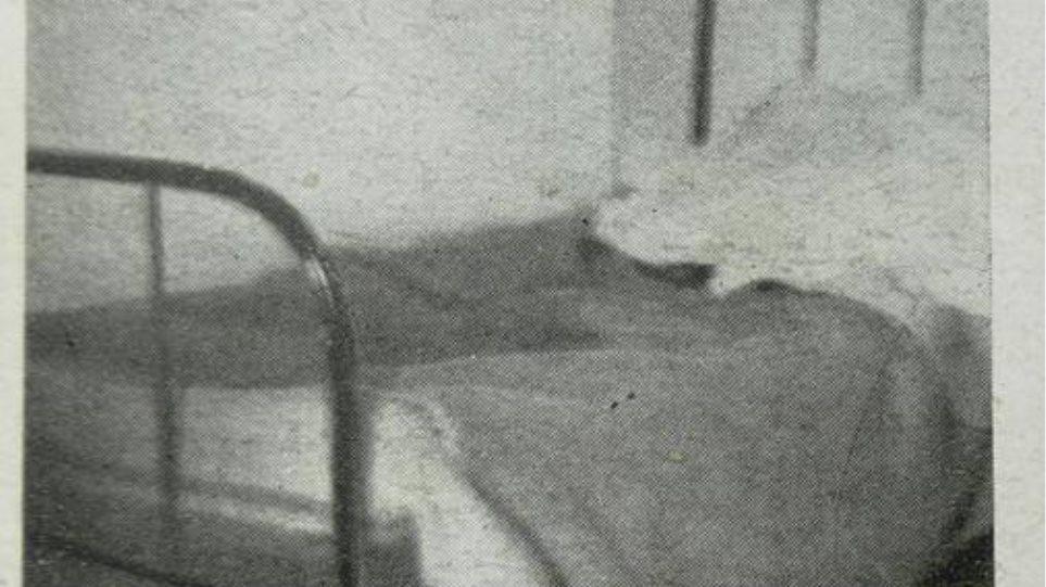 Πωλείται το κρεβάτι του Μουσολίνι προς 5.000 ευρώ
