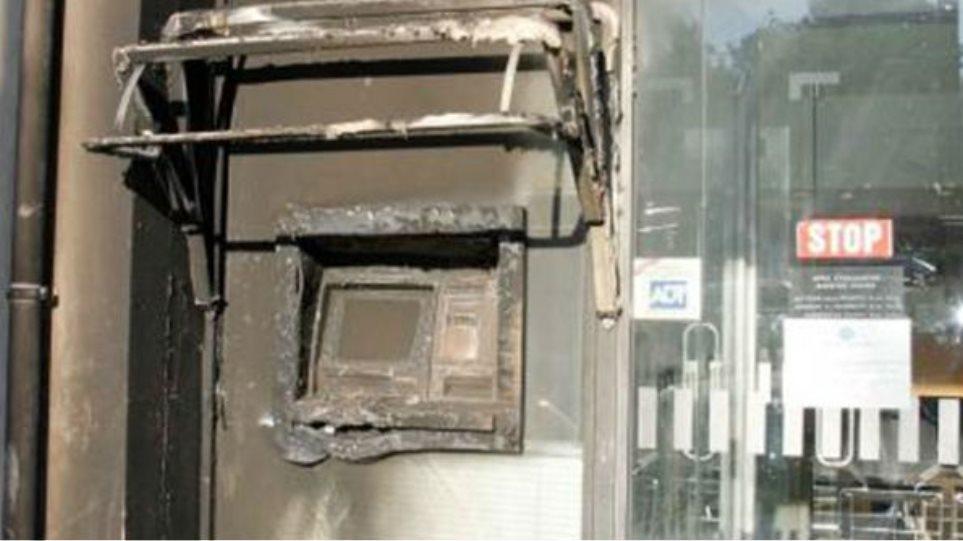 Ξάνθη: Φωτιά σε δύο τραπεζικά ΑΤΜ