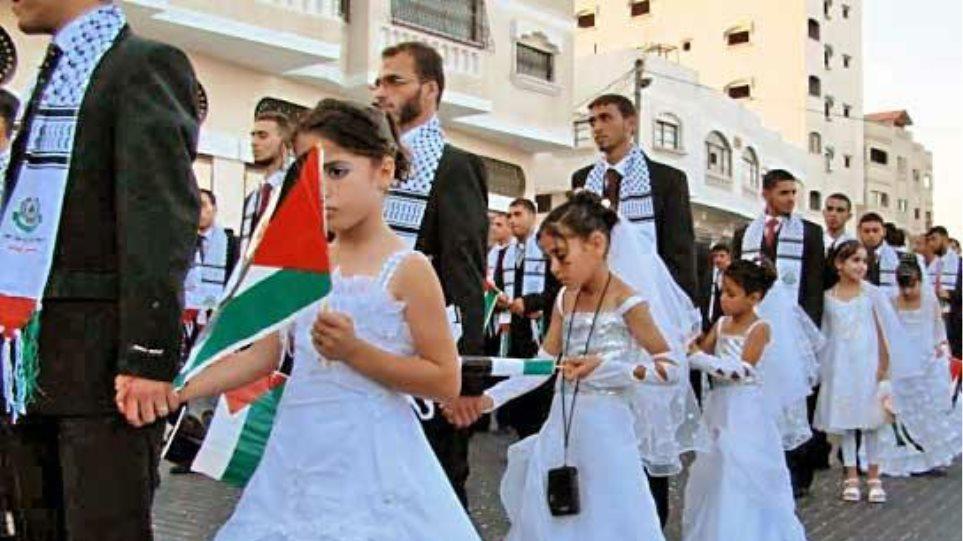 ΟΗΕ: «Στοπ» στους γάμους μεταξύ ανηλίκων