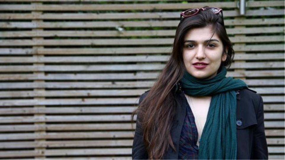 Αφέθηκε ελεύθερη η Ιρανή που καταδικάστηκε για έναν αγώνα βόλεϊ
