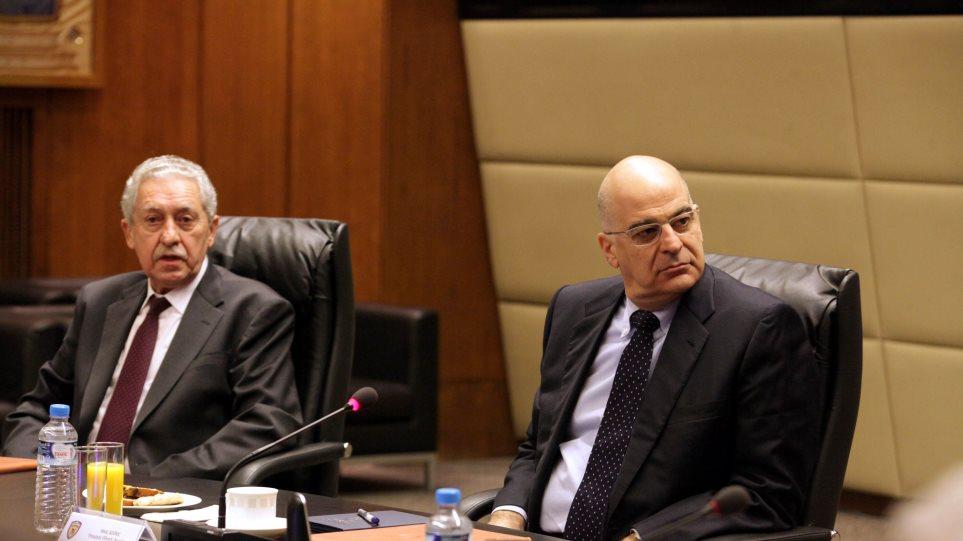 Κουβέλης: Οι ένοπλες δυνάμεις θέλουν τη στήριξη όλων μας