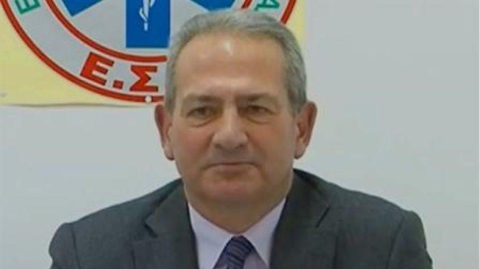 Παραιτείται ο πρόεδρος του ΕΚΑΒ Δ.Παπαγιαννίδης