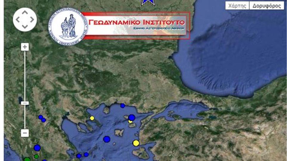 Κουνιέται η Ελλάδα: Σεισμός 3,7 Ρίχτερ στη Χίο