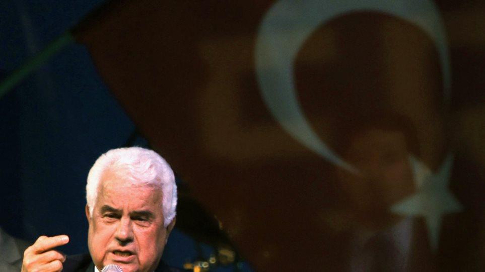 Έρογλου: Δεν φεύγουν τα τουρκικά πλοία από την κυπριακή ΑΟΖ