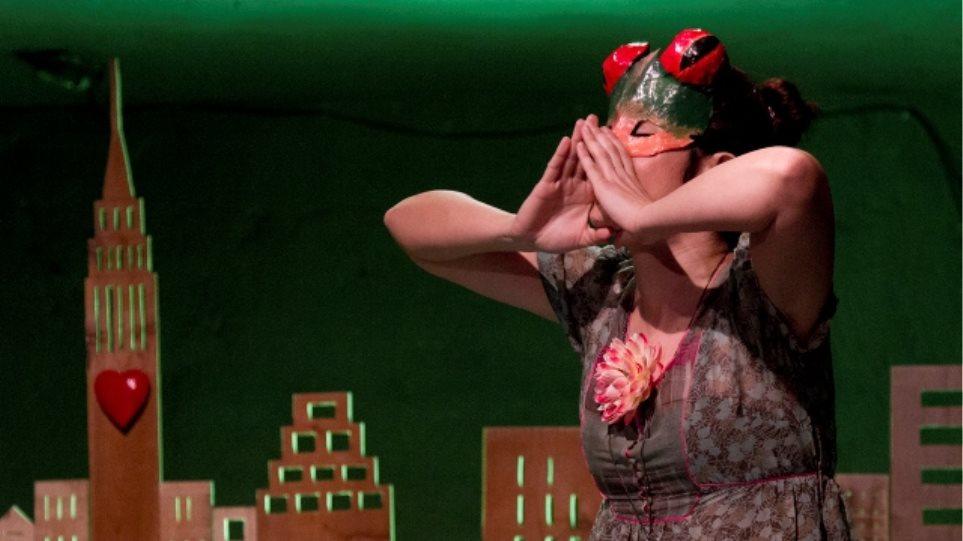 Η Κυόκο στο Κέντρο της Γης: μια παιδική παράσταση που εντυπωσιάζει