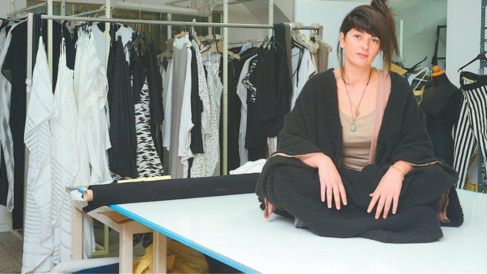 Κατερίνα Βαμβακά:Η «πολυμορφική» σχεδιάστρια