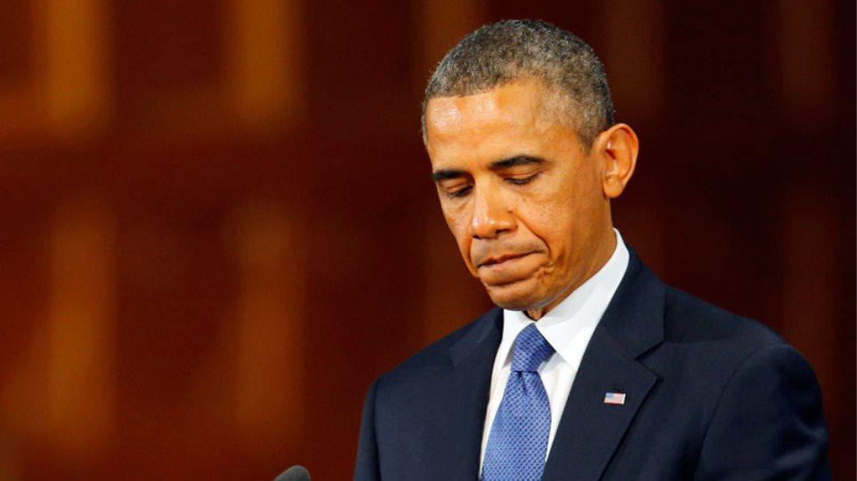 Ομπάμα: Ποτέ και τίποτα δεν δικαιολογεί τη βία