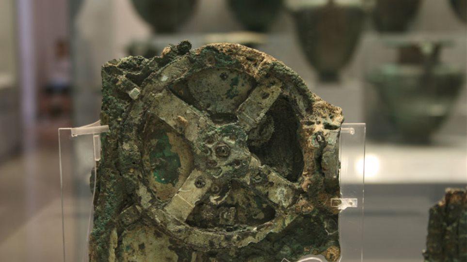 Επτά χρόνια μετά τον θάνατο του Αρχιμήδη κατασκευάστηκε ο Μηχανισμός των Αντικυθήρων