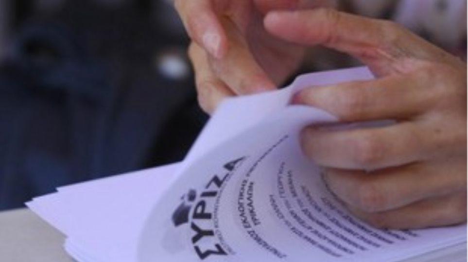 Επιχείρηση «121»: Κλείνει συμφωνίες για τα ψηφοδέλτιά του ο ΣΥΡΙΖΑ