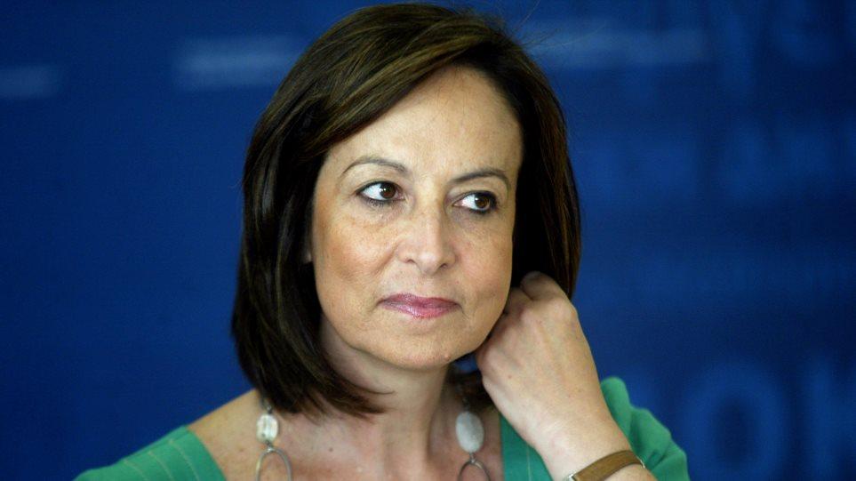 Αννα Διαμαντοπούλου: Προτείνει νέο κόμμα της Κεντροαριστεράς