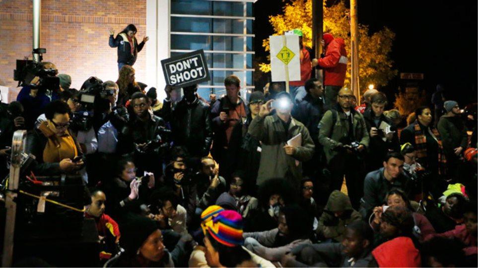 Φέργκιουσον: Πορεία διαμαρτυρίας 193 χιλιομέτρων από ακτιβιστές