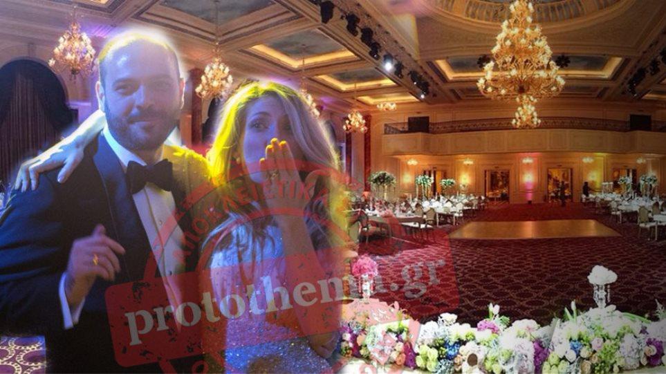 Κατάρ: Ονειρικός γάμος Ελλήνων με κουμπάρο τον πρώην εμίρη!