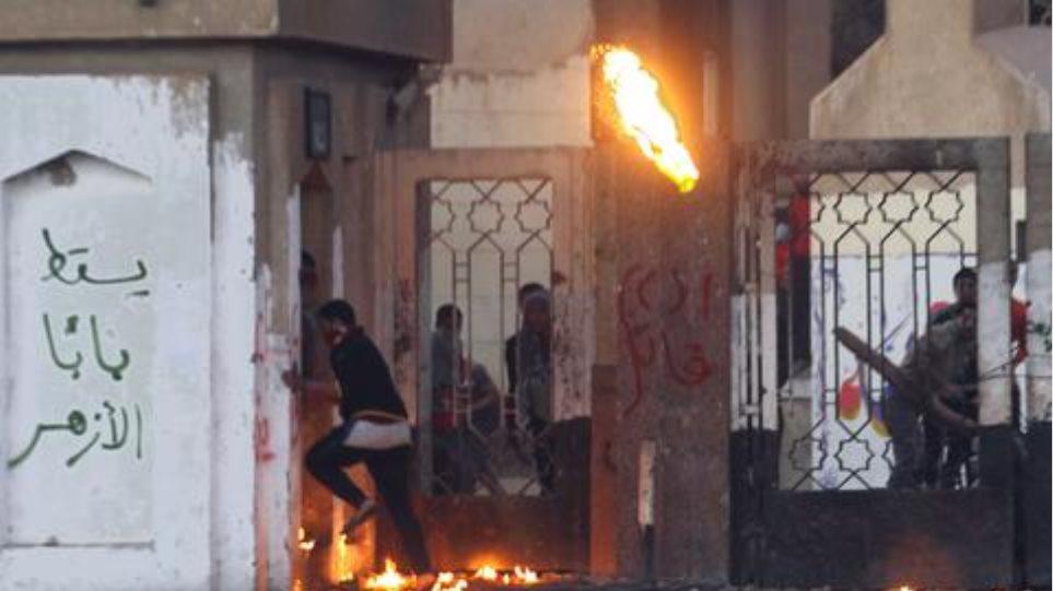 Αίγυπτος: Ένας νεκρός σε συγκρούσεις διαδηλωτών-αστυνομικών