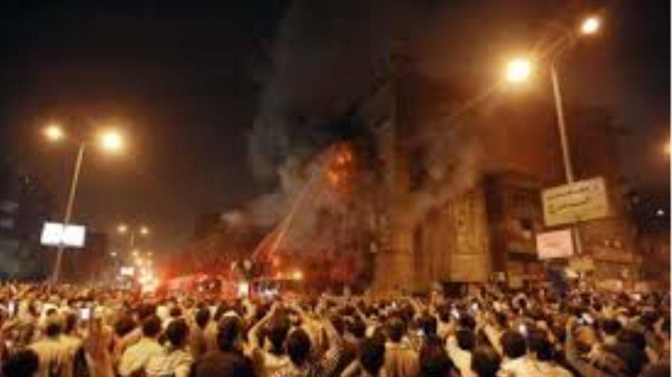 Δύο οι νεκροί στις συγκρούσεις μεταξύ αστυνομικών και διαδηλωτών στο Κάιρο
