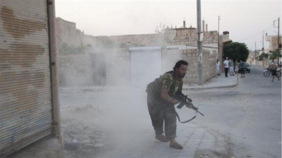 Χαλέπι: Μητέρα με τους τρεις γιους της σκοτώθηκαν από αυτοσχέδια οβίδα