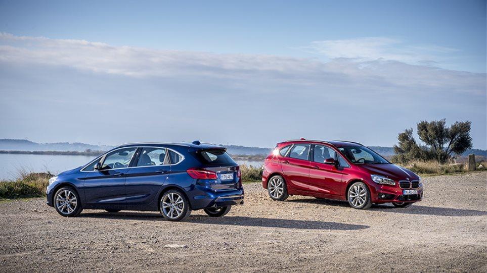Το πολυμορφικό της BMW και τετρακίνητο