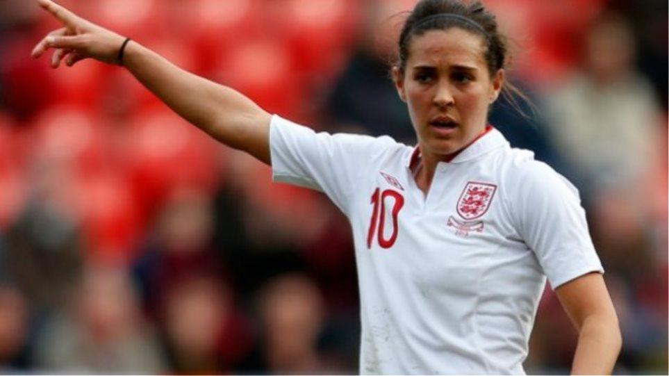 Γουίλιαμς: Το «αστέρι» του γυναικείου ποδοσφαίρου