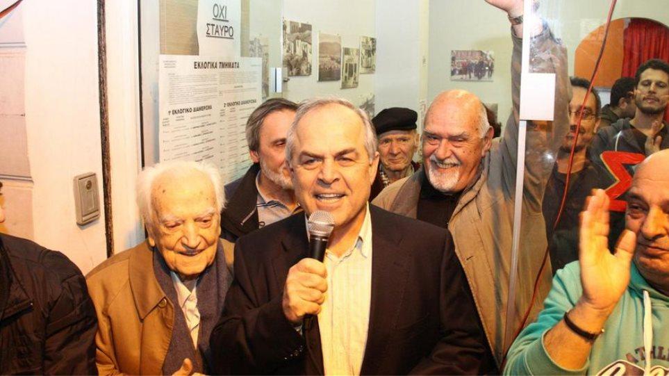 Καισαριανή: Νέος δήμαρχος ο Ηλίας Σταμέλος από το ΚΚΕ
