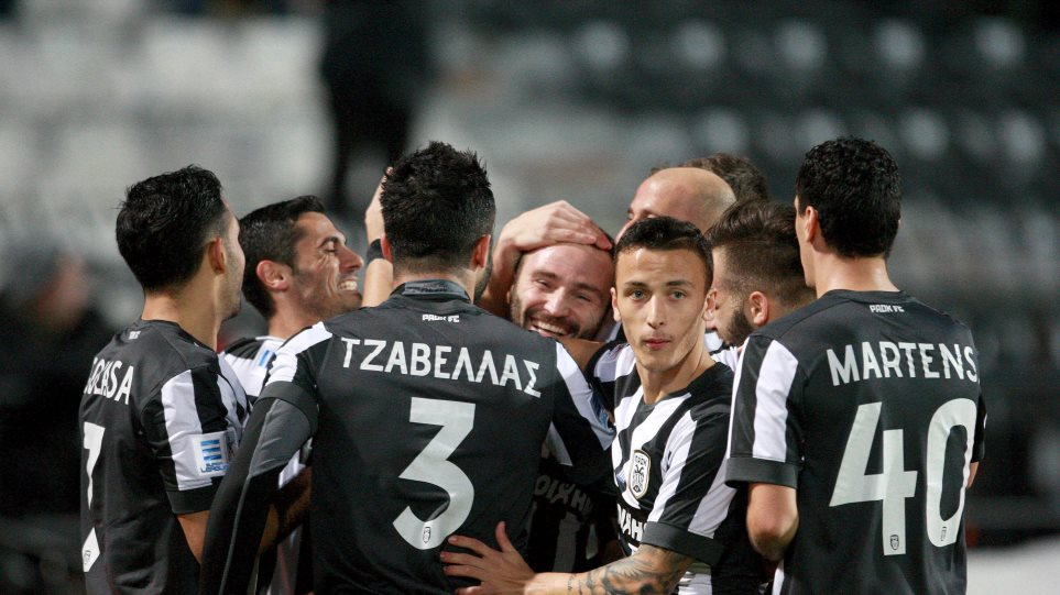 Με 3-2 νίκησε ο ΠΑΟΚ τον Πανθρακικό