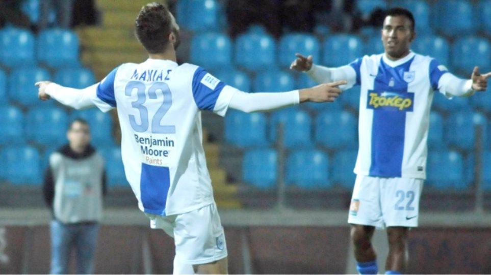 Νίκη για τον ΠΑΣ Γιάννινα με 2-0 επί του ΟΦΗ