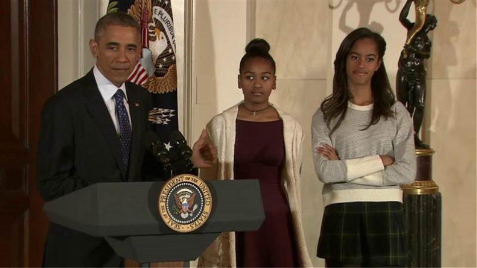 Παραιτήθηκε η Ρεπουμπλικανή που χαρακτήρισε τις κόρες του Ομπάμα... μπαρόβιες