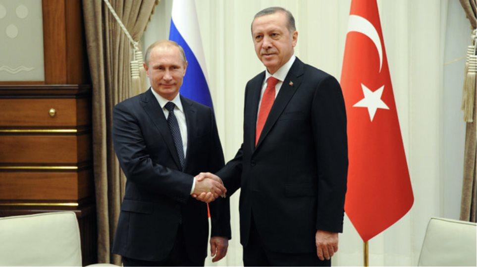 Πούτιν: Η Ρωσία δεν μπορεί να προχωρήσει την κατασκευή του αγωγού South Stream