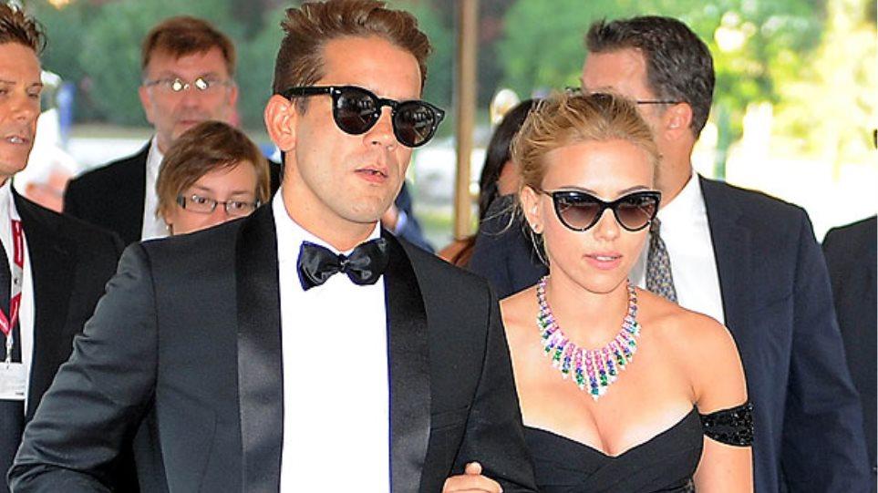 Scarlett Johansson: Παντρεύτηκε κρυφά τον Σεπτέμβριο