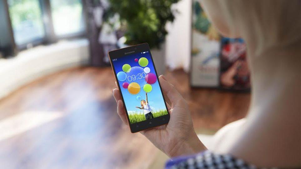 Νέα premium smartphones από τη Lenovo