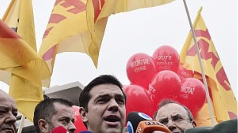Τσίπρας στη La Repubblica: Αν κερδίσει ο ΣΥΡΙΖΑ, η Ελλάδα θα παραμείνει στο ευρώ