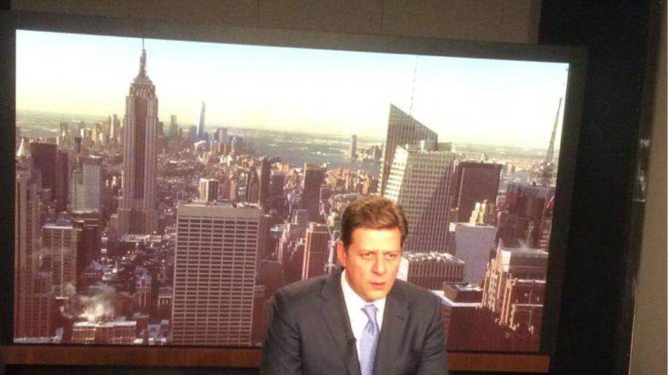 Βαρβιτσιώτης στο CNBC: Οι επενδύσεις της Cosco δείχνουν τον δρόμο και σε άλλους επενδυτές