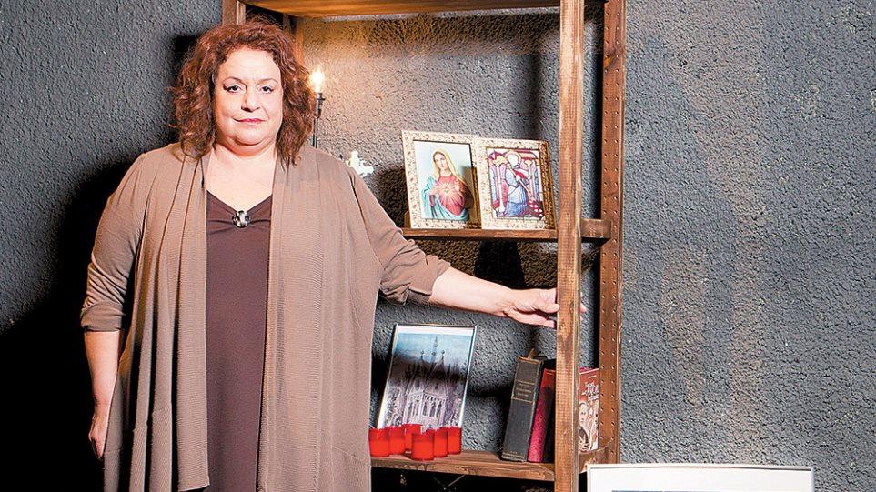 Ελένη Κοκκίδου:  30 χρόνια  θεατρική «μουρμούρα»