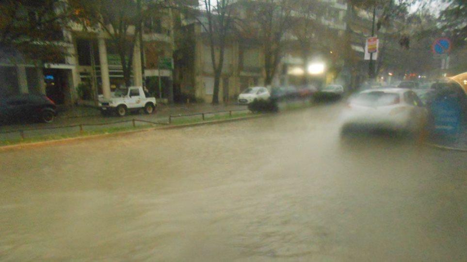 ΄Ηπειρος: Έπεσαν 121 τόνοι βροχής ανά στρέμμα!