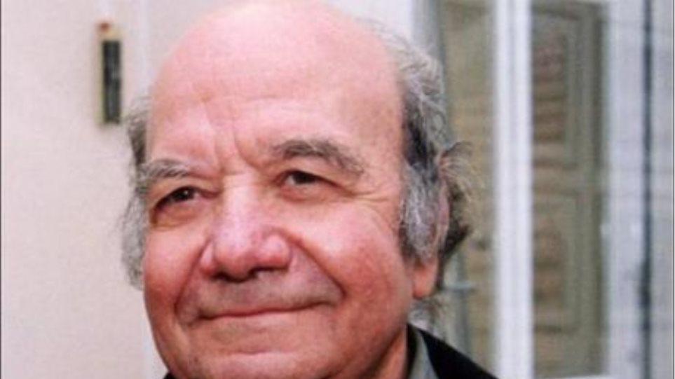 Πέθανε ο παλαίμαχος δημοσιογράφος Βασίλης Κωνσταντινίδης