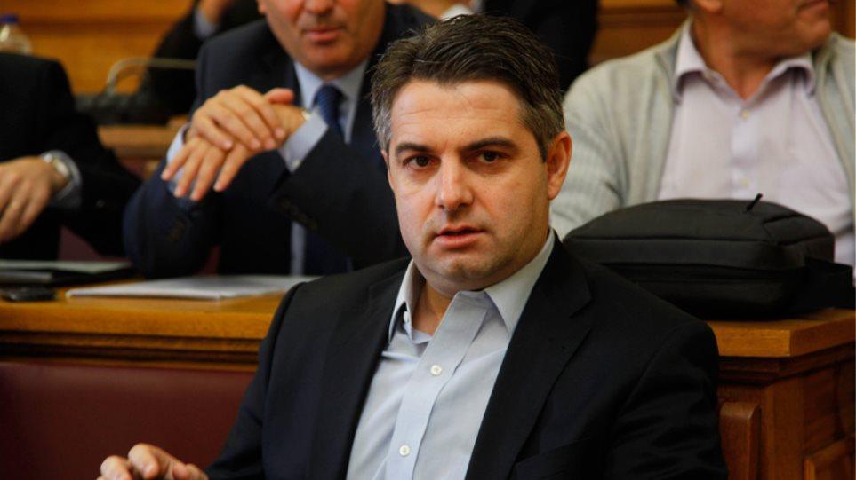 Οδ. Κωνσταντινόπουλος κατά Τσίπρα για αποστάτες και... εθελόντριες!