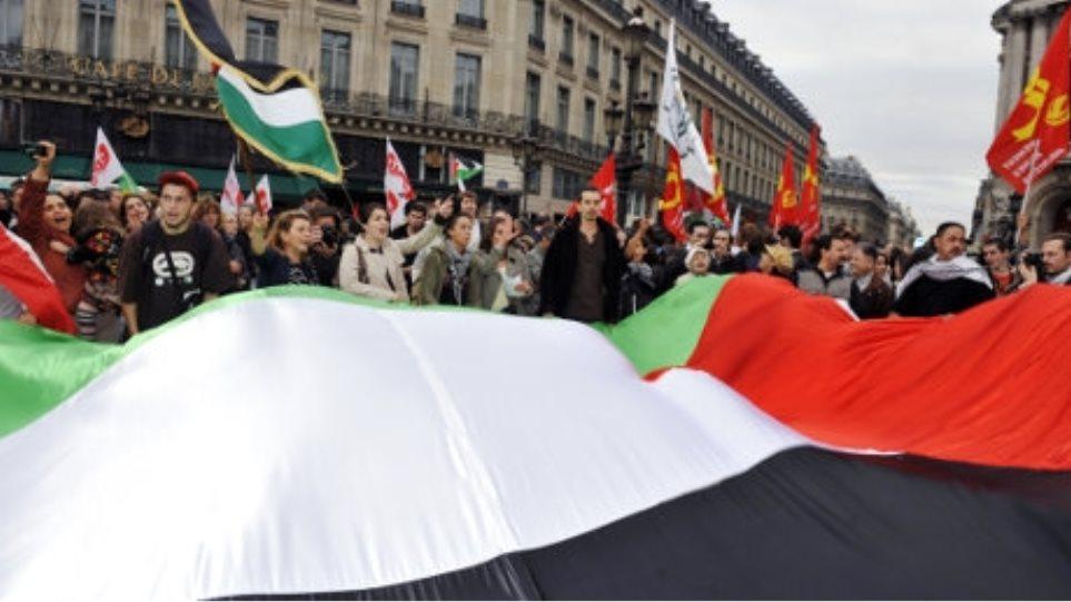 Γαλλία: Οι βουλευτές «αναγνώρισαν» το κράτος της Παλαιστίνης