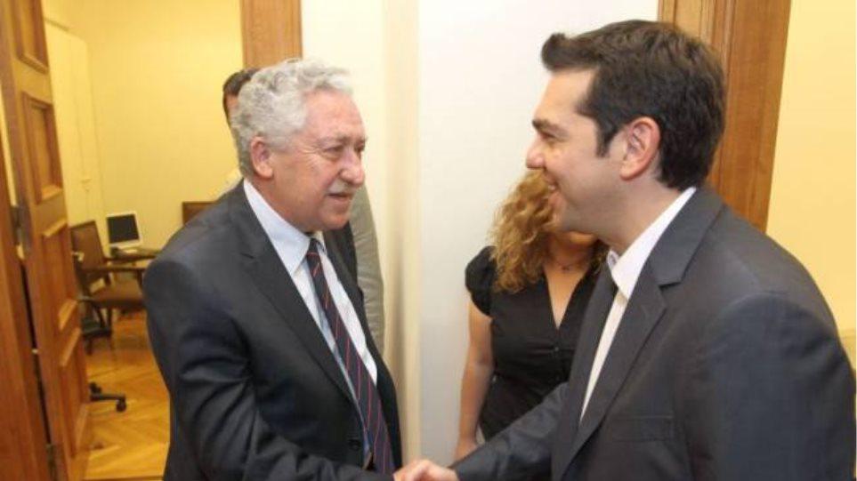 Συνάντηση αντιπροσωπειών ΣΥΡΙΖΑ – ΔΗΜΑΡ την Πέμπτη