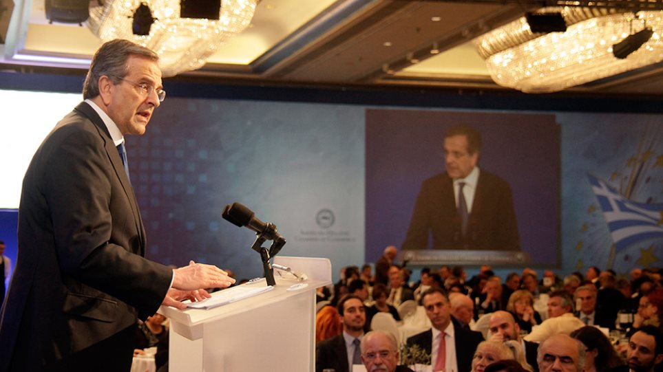 Σαμαράς: Δεν θα δεχτώ παράλογες και αδικαιολόγητες πιέσεις